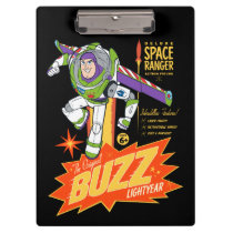 Toy Story 4 | Buzz Lightyear Action Figure Ad Clipboard
