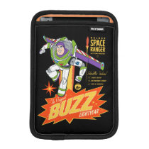 Toy Story 4 | Buzz Lightyear Action Figure Ad iPad Mini Sleeve