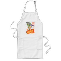 Toy Story 4 | Buzz Lightyear Action Figure Ad Long Apron