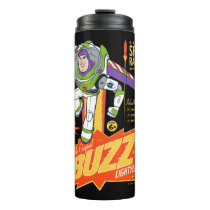 Toy Story 4 | Buzz Lightyear Action Figure Ad Thermal Tumbler