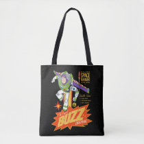 Toy Story 4 | Buzz Lightyear Action Figure Ad Tote Bag