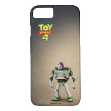 Toy Story 4   Buzz Lightyear Theatrical Poster iPhone 8/7 Case