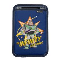 "Toy Story 4 | Buzz ""To Infinity & Beyond"" Stars iPad Mini Sleeve"