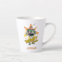 "Toy Story 4 | Buzz ""To Infinity & Beyond"" Stars Latte Mug"