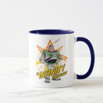 "Toy Story 4 | Buzz ""To Infinity & Beyond"" Stars Mug"