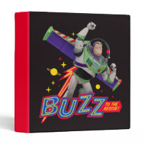 Toy Story 4 | Buzz To The Rescue! 3 Ring Binder