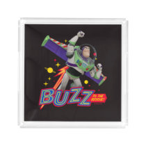 Toy Story 4 | Buzz To The Rescue! Acrylic Tray