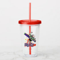 Toy Story 4 | Buzz To The Rescue! Acrylic Tumbler