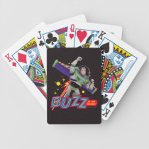 Toy Story 4 | Buzz To The Rescue! Bicycle Playing Cards