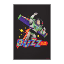 Toy Story 4 | Buzz To The Rescue! Canvas Print