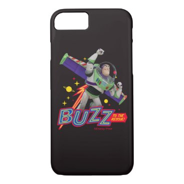 Toy Story 4   Buzz To The Rescue! iPhone 8/7 Case