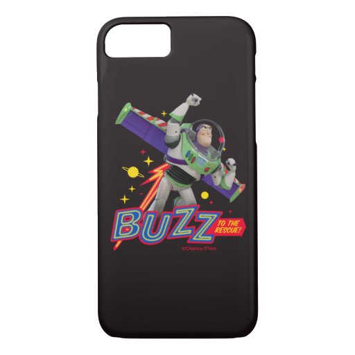 Toy Story 4 | Buzz To The Rescue! iPhone 8/7 Case