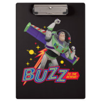 Toy Story 4 | Buzz To The Rescue! Clipboard