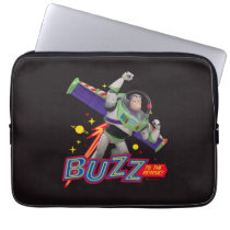 Toy Story 4 | Buzz To The Rescue! Laptop Sleeve