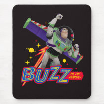 Toy Story 4 | Buzz To The Rescue! Mouse Pad