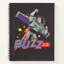 Toy Story 4 | Buzz To The Rescue! Notebook