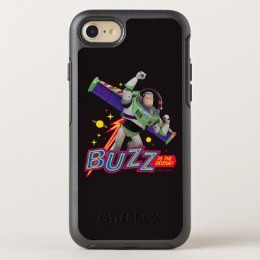 Toy Story 4   Buzz To The Rescue! OtterBox Symmetry iPhone 8/7 Case