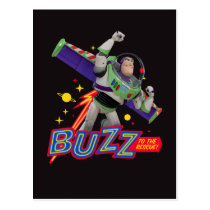 Toy Story 4 | Buzz To The Rescue! Postcard