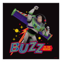 Toy Story 4 | Buzz To The Rescue! Poster