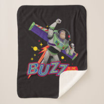 Toy Story 4 | Buzz To The Rescue! Sherpa Blanket