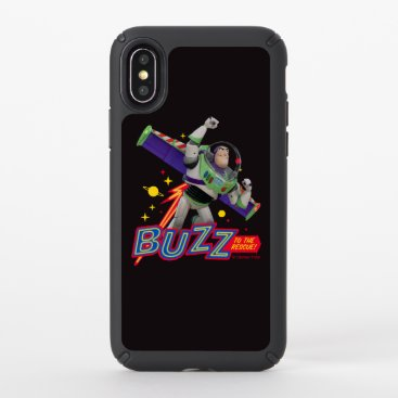 Toy Story 4 | Buzz To The Rescue! Speck iPhone X Case