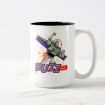 Toy Story 4 | Buzz To The Rescue! Two-Tone Coffee Mug