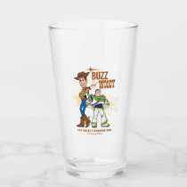 "Toy Story 4 | Buzz & Woody ""Dynamic Duo"" Glass"