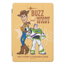 "Toy Story 4 | Buzz & Woody ""Dynamic Duo"" iPad Pro Cover"