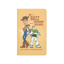 "Toy Story 4 | Buzz & Woody ""Dynamic Duo"" Journal"