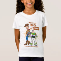 "Toy Story 4 | Buzz & Woody ""Dynamic Duo"" T-Shirt"