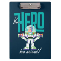 "Toy Story 4 | Buzz ""Your Hero Has Arrived"" Clipboard"