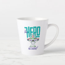 "Toy Story 4 | Buzz ""Your Hero Has Arrived"" Latte Mug"