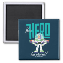 "Toy Story 4 | Buzz ""Your Hero Has Arrived"" Magnet"