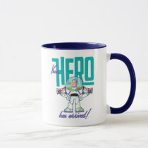 "Toy Story 4 | Buzz ""Your Hero Has Arrived"" Mug"