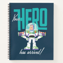 "Toy Story 4 | Buzz ""Your Hero Has Arrived"" Notebook"