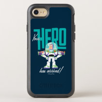 "Toy Story 4 | Buzz ""Your Hero Has Arrived"" OtterBox Symmetry iPhone SE/8/7 Case"