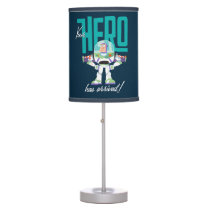 "Toy Story 4 | Buzz ""Your Hero Has Arrived"" Table Lamp"