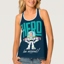 "Toy Story 4 | Buzz ""Your Hero Has Arrived"" Tank Top"