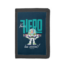 "Toy Story 4 | Buzz ""Your Hero Has Arrived"" Trifold Wallet"