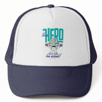 "Toy Story 4 | Buzz ""Your Hero Has Arrived"" Trucker Hat"