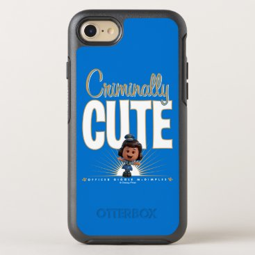 """Toy Story 4   """"Criminally Cute"""" Giggle McDimples OtterBox Symmetry iPhone 8/7 Case"""