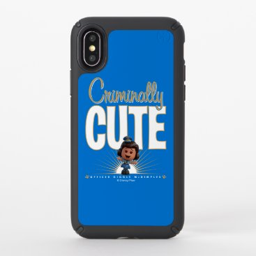 "Toy Story 4 | ""Criminally Cute"" Giggle McDimples Speck iPhone X Case"