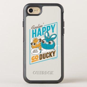 Toy Story 4   Feelin' Happy Go Ducky OtterBox Symmetry iPhone 8/7 Case