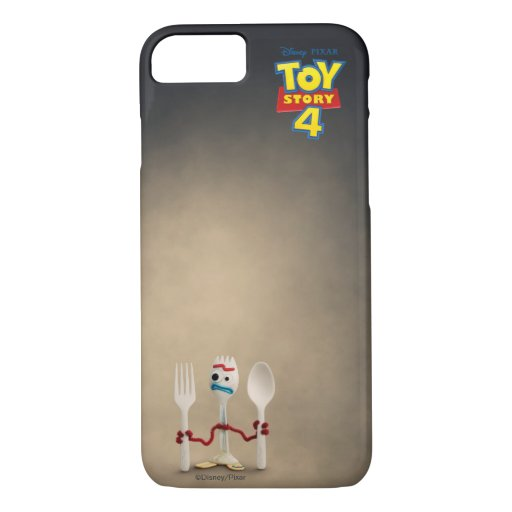 Toy Story 4 | Forky Theatrical Poster iPhone 8/7 Case