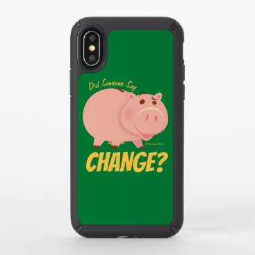 Toy Story 4 | Hamm Illustration Speck iPhone X Case