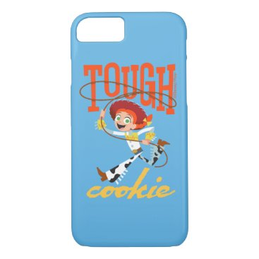 """Toy Story 4   Jessie """"Tough Cookie"""" iPhone 8/7 Case"""