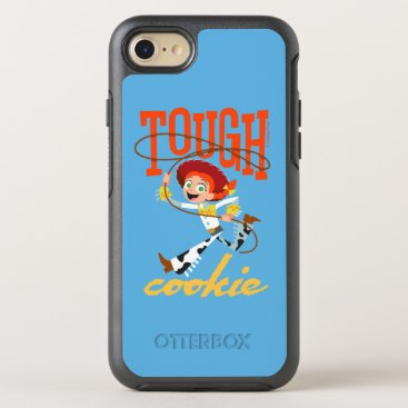 """Toy Story 4   Jessie """"Tough Cookie"""" OtterBox Symmetry iPhone 8/7 Case"""
