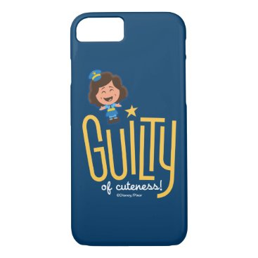 """Toy Story 4   McDimples """"Guilty of Cuteness"""" iPhone 8/7 Case"""
