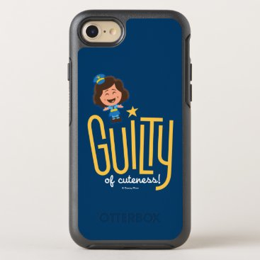"""Toy Story 4   McDimples """"Guilty of Cuteness"""" OtterBox Symmetry iPhone 8/7 Case"""