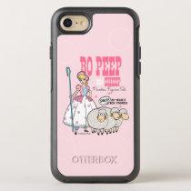 Toy Story 4   Retro Bo Peep Figure Set Ad OtterBox Symmetry iPhone SE/8/7 Case